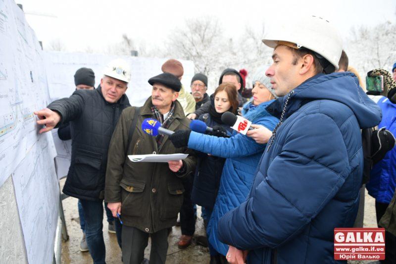 Мерія та проектанти розповіли про новий міст на Пасічну і показали майбутню розв'язку (ВІДЕО, ФОТО)