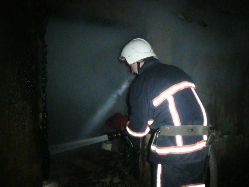 На Франківщині через паління у ліжку згорів 43-річний чоловік (ФОТО)