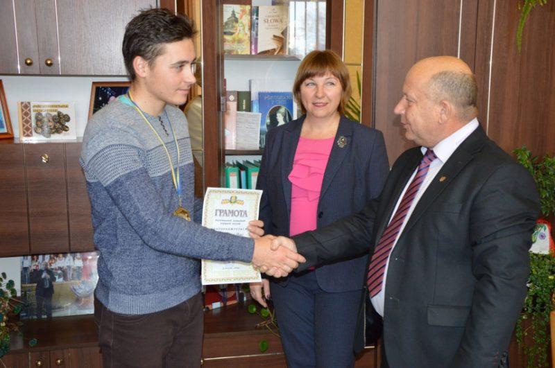 Молодий прикарпатець став майстром спорту України з кульової стрільби