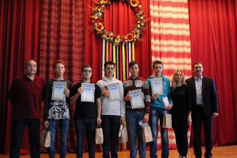 У Франківську відзначили кращих юних інформатиків (ФОТО)