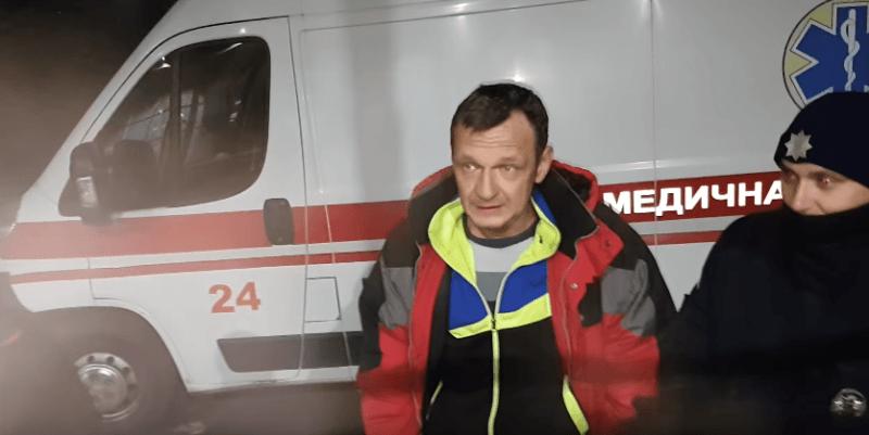 """""""Швидкі"""" з п'яними водіями виїхали на місце ДТП у Миколаєві (ВІДЕО)"""
