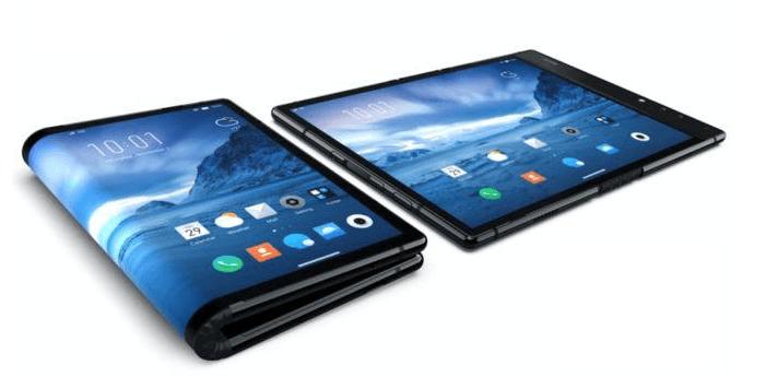 У Китаї презентували перший у світі гнучкий смартфон (ВІДЕО)