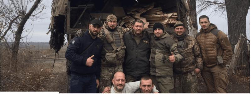 Франківські волонтери привезли необхідну допомогу на передову (ФОТО)