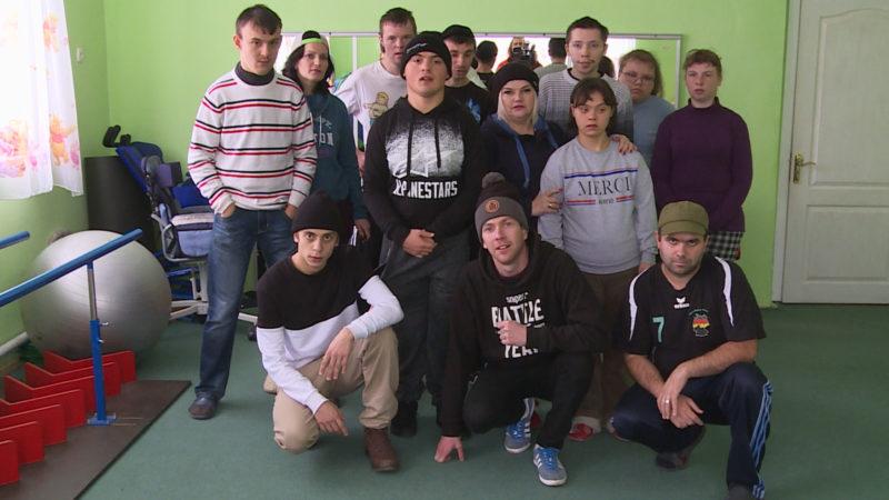 """""""Хвороба – не вирок"""": у Коломиї молодь з інвалідністю танцюватиме брейк-данс (ВІДЕО)"""