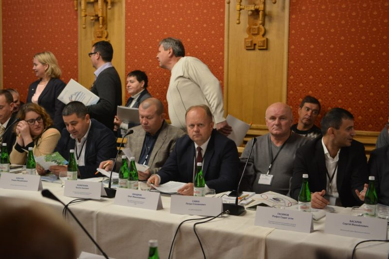 Професора франківського вишу обрали Головою Басейнової ради Дністра (ФОТО)