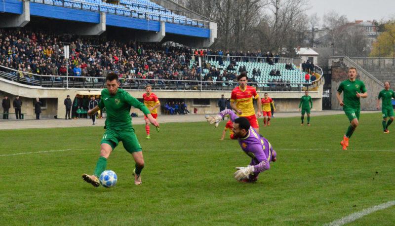 """Хавбек """"Прикарпаття"""" Богдан Оринчак став героєм 17-го туру Першої ліги"""