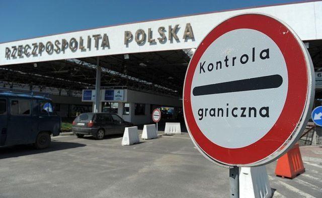 Польща запроваджує санітарний контроль на кордоні з Україною через коронавірус