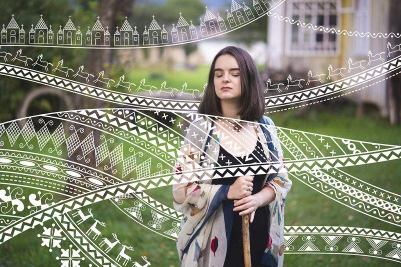 Кожен з нас носить в собі майстерню, – прикарпатська художниця Христина Стринадюк