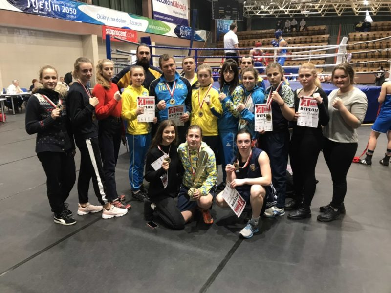 """П'ять золотих медалей і """"срібло"""" вибороли прикарпатські боксерки на Міжнародному турнірі (ФОТО)"""