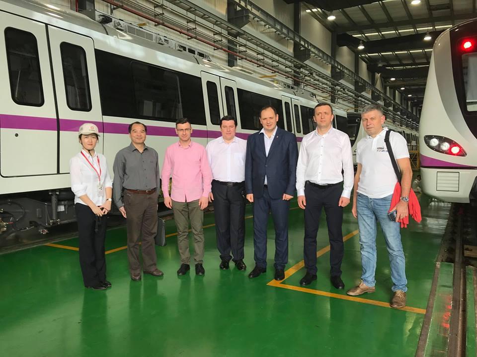 Міжнародна співпраця: як мер Франківська знайомиться з Китаєм (ФОТО)