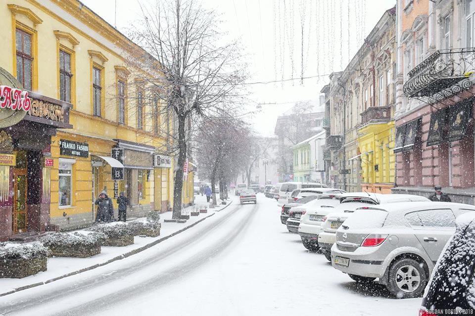 У мерії підсумували результати прибирання міста після снігопадів