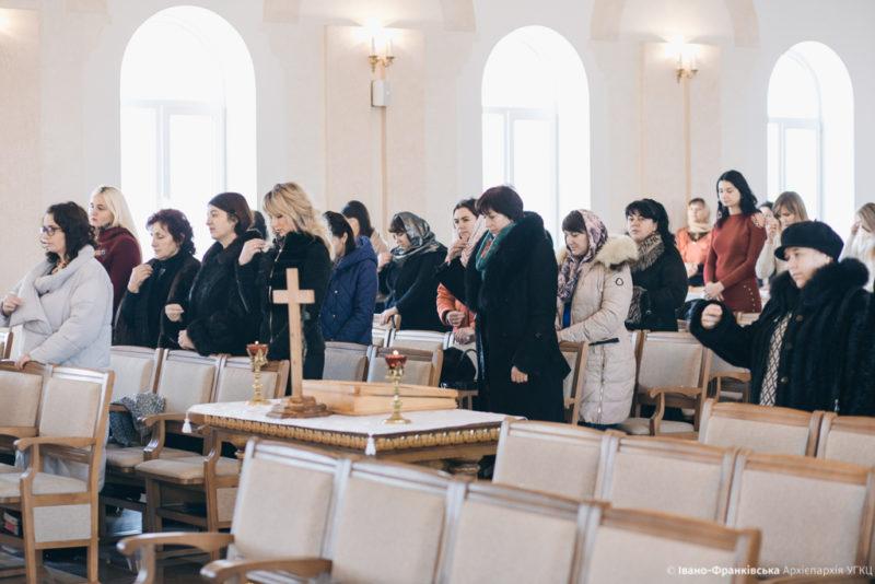 Як дружини франківських священиків духовну віднову шукали (ФОТО)