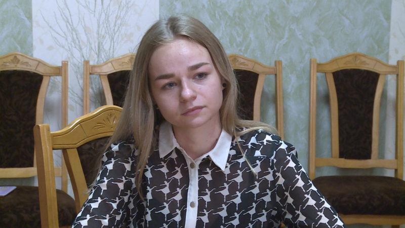 Коломийській студентці призначили стипендію Кабінету Міністрів України (ВІДЕО)